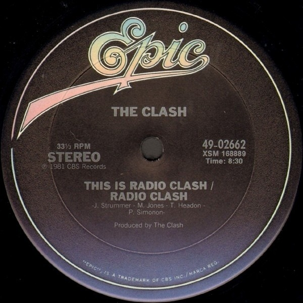 #<Artist:0x00007f651e9dfe60> - This Is Radio Clash