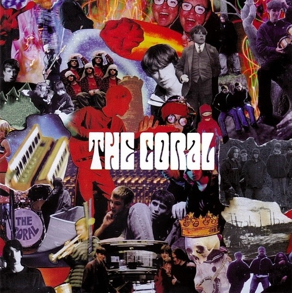 THE CORAL - The Coral - CD