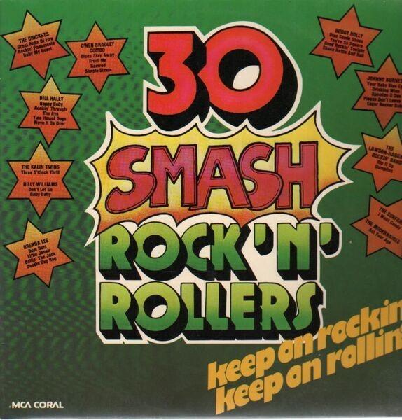 30 Smash Rock'n'rollers