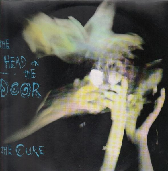 THE CURE - The Head On The Door - 33T