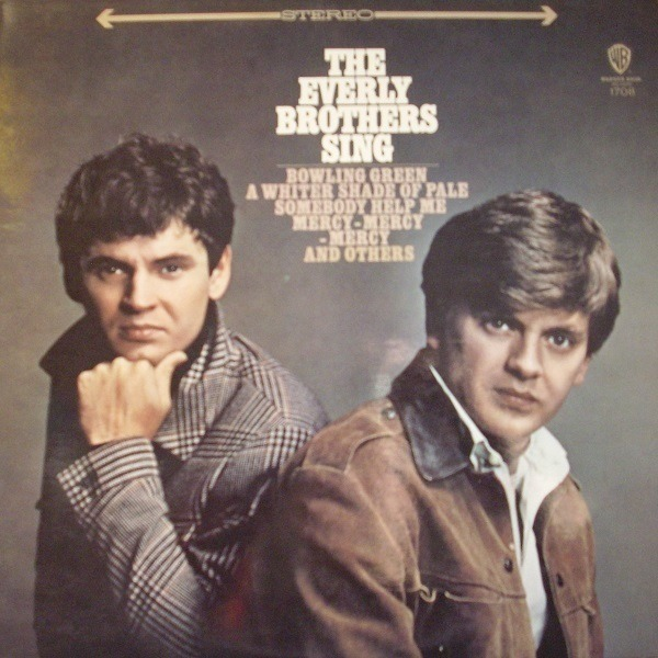 #<Artist:0x007f82166b9f50> - The Everly Brothers Sing