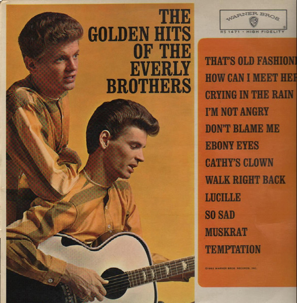 #<Artist:0x007f5c8016f1c8> - The Golden Hits Of The Everly Brothers