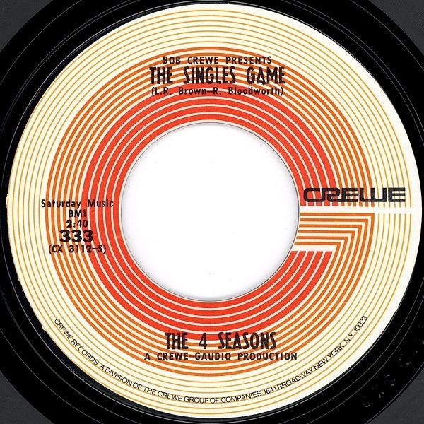 #<Artist:0x007f41e21b9c68> - And That Reminds Me (My Heart Reminds Me) / The Singles Game