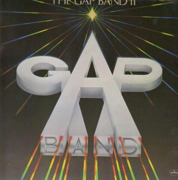 #<Artist:0x007faf2683a1f8> - The Gap Band II