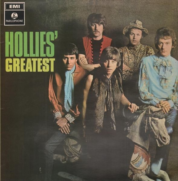 #<Artist:0x00007fd903b56b50> - Hollies' Greatest