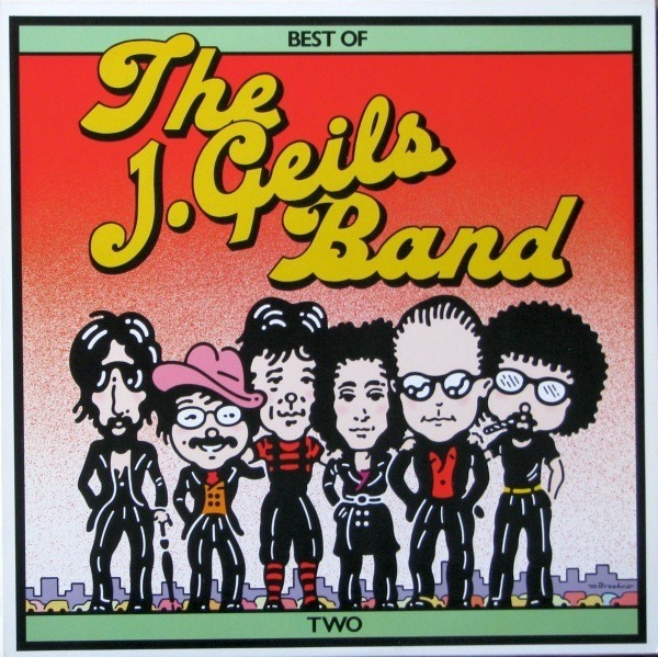 the j. geils band best of the j. geils band two