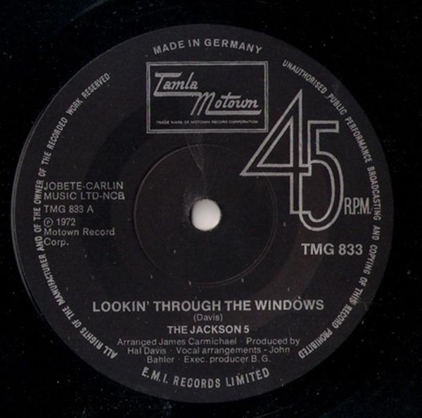 #<Artist:0x007efd45172188> - Lookin' Through the Windows