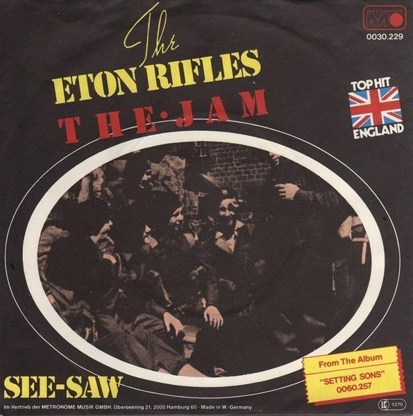 Jam - The Eton Rifles EP