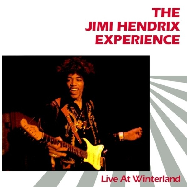 JIMI HENDRIX EXPERIENCE - Live at Winterland - CD