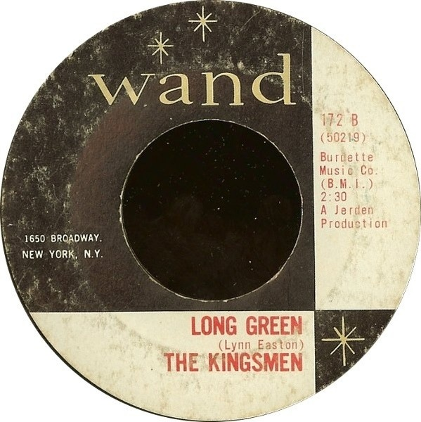 The Kingsmen The Jolly Green Giant