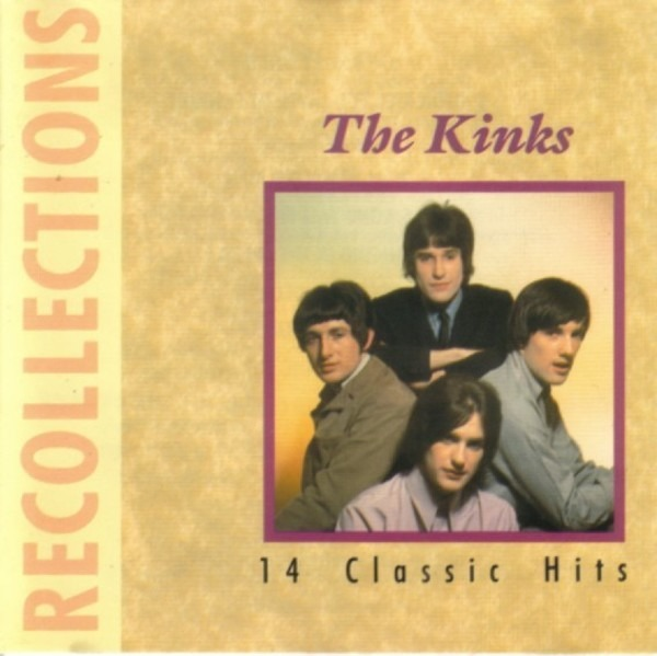 The Kinks 14 Classic Hits