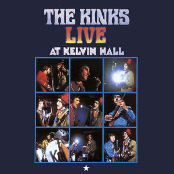 #<Artist:0x00007fd9031e4b80> - Live at Kelvin Hall