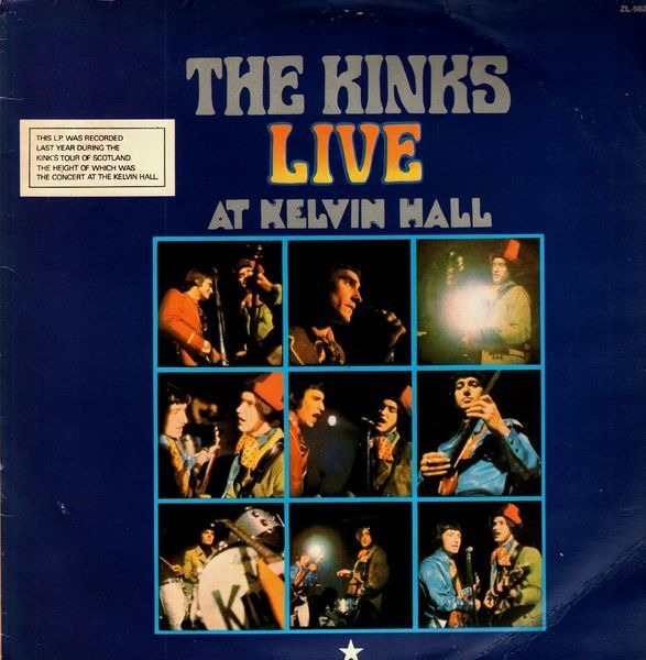 #<Artist:0x007f820c048298> - Live at Kelvin Hall