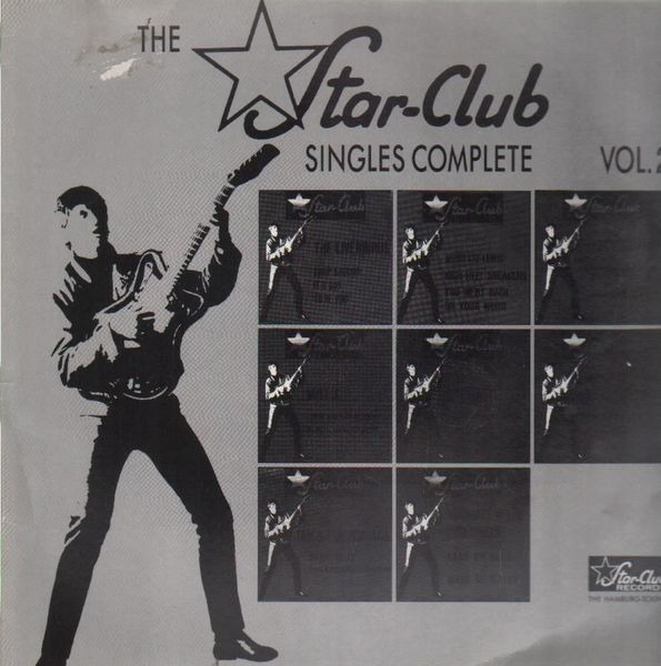 #<Artist:0x007f35b8af6000> - The Star-Club Singles Complete Vol. 2