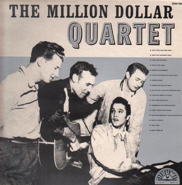 #<Artist:0x007f4478549818> - The Million Dollar Quartet