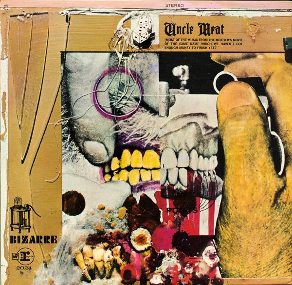 #<Artist:0x00007f813bace630> - Uncle Meat