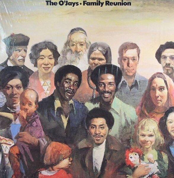 #<Artist:0x007f0e85b8cb90> - Family Reunion