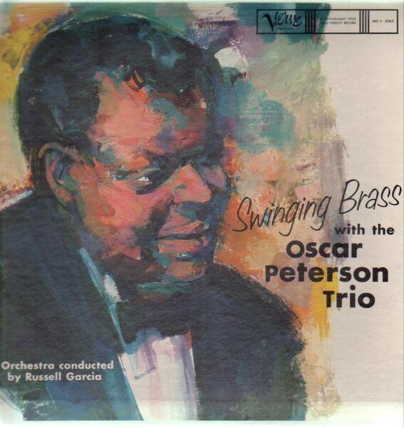 Oscar Peterson Swinging Brass
