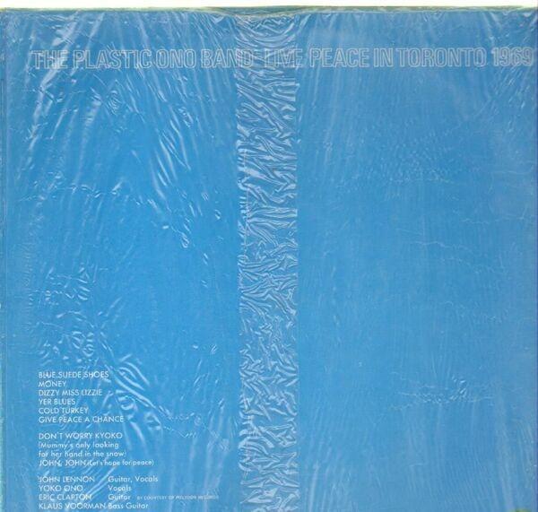 #<Artist:0x00007f651d515e58> - Live Peace in Toronto 1969