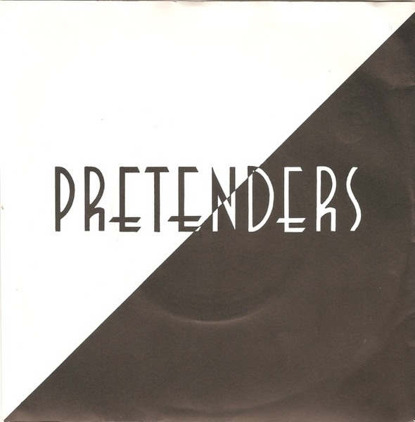 The Pretenders Brass In Pocket (PAPER LABELS)