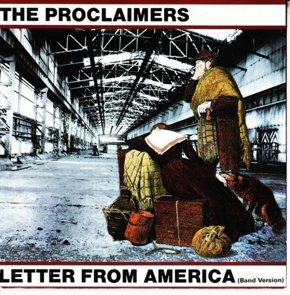#<Artist:0x00000004e97740> - Letter From America (Band Version)