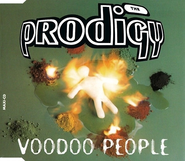 THE PRODIGY - Voodoo People - CD Maxi
