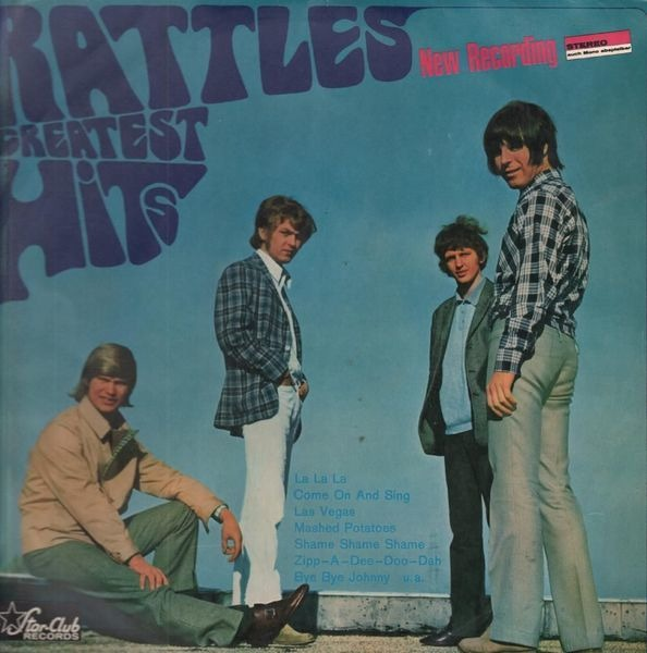 #<Artist:0x007f91b2138b20> - Rattles Greatest Hits 'New Recording'
