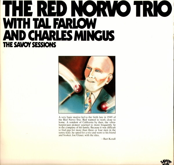 #<Artist:0x007f35bc506df8> - The Red Norvo Trio With Tal Farlow And Charles Mingus