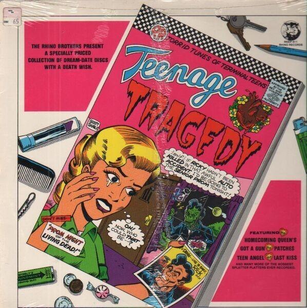 #<Artist:0x00007fce7f902590> - Teenage Tragedy