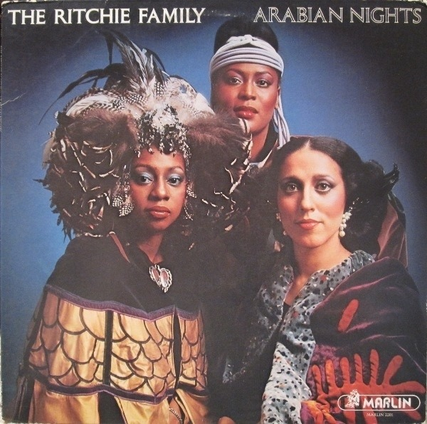 Ritchie Family Arabian Nights Vinyl Records Lp Cd On