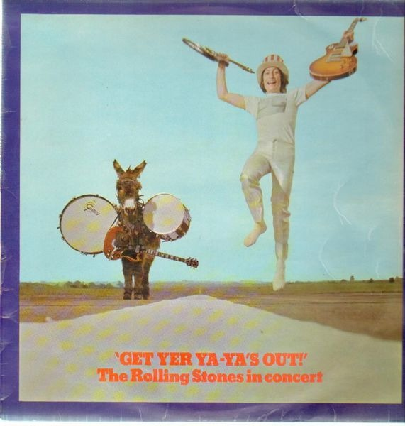 the rolling stones get yer ya-ya's out! - the rolling stones in concert (1w 1w boxed decca)