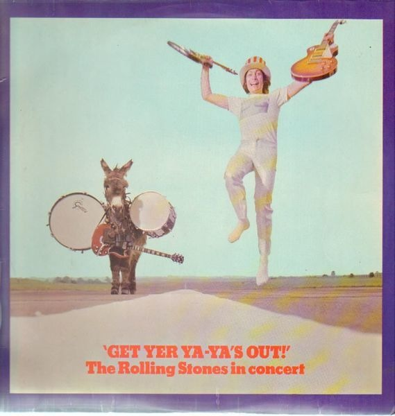 #<Artist:0x00000003a88718> - Get Yer Ya-Ya's Out! - The Rolling Stones In Concert