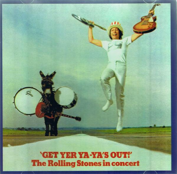 #<Artist:0x007f4e58caf2d0> - Get Yer Ya-Ya's Out!