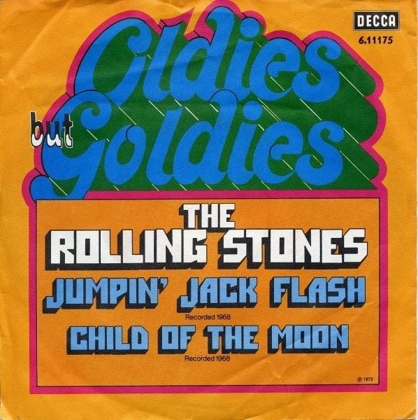 #<Artist:0x00007f65106df598> - Jumpin' Jack Flash / Child of the Moon