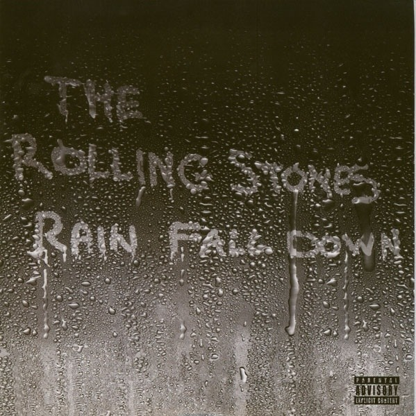 Rolling Stones - Rain Fall Down (picture Sleeve)