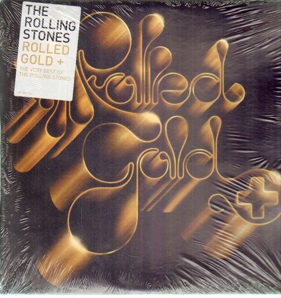 The Rolling Stones Rolled Gold + The Very Best Of The Rolling Stones (STILL SEALED)