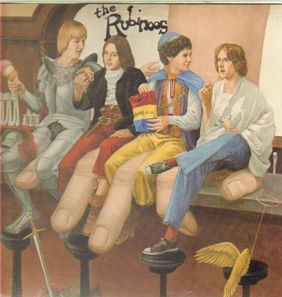 #<Artist:0x007f8b4186caa8> - The Rubinoos