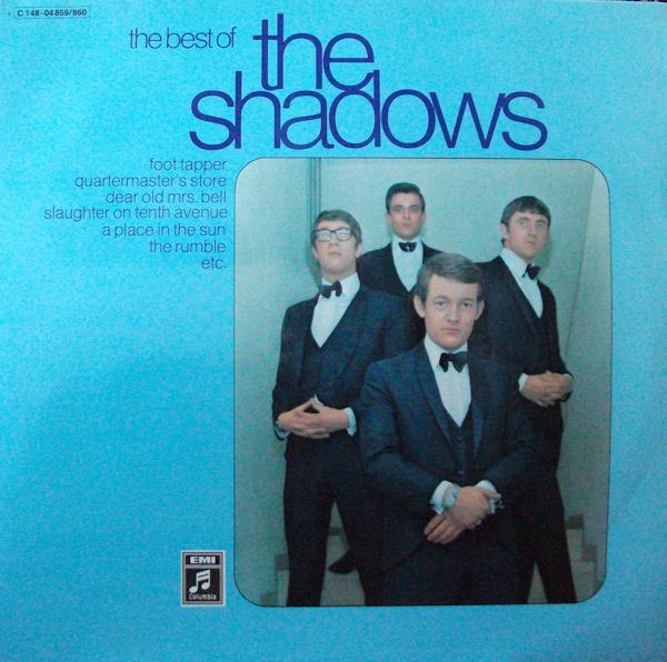 #<Artist:0x007f985fa92870> - The Best Of The Shadows
