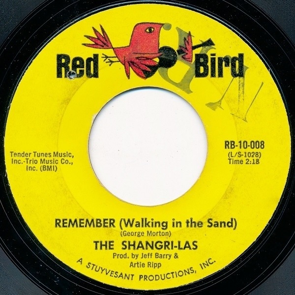 #<Artist:0x00007fd900e77788> - Remember (Walking In The Sand)