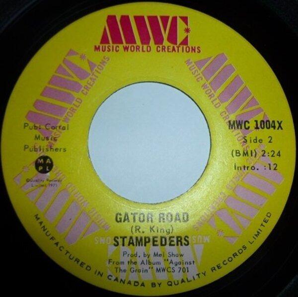 Stampeders - Sweet City Woman / Gator Road Album