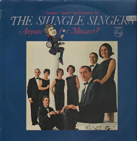The Swingle Singers Anyone for Mozart (STEREO)