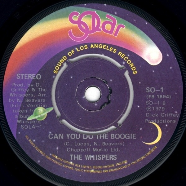 #<Artist:0x007f5c7ef66030> - And The Beat Goes On / Can You Do The Boogie