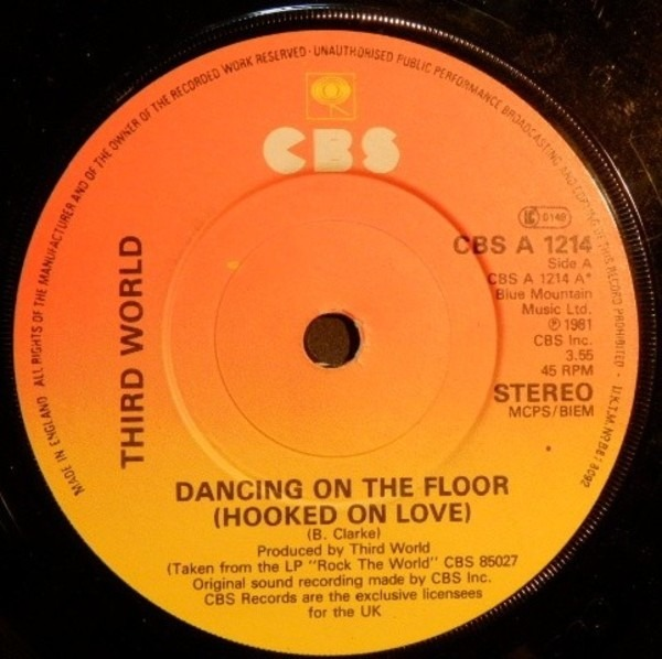 #<Artist:0x007fca41904210> - Dancing On The Floor (Hooked On Love)