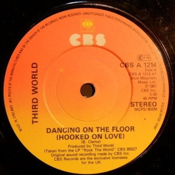 #<Artist:0x007f299a2edbf8> - Dancing On The Floor (Hooked On Love)