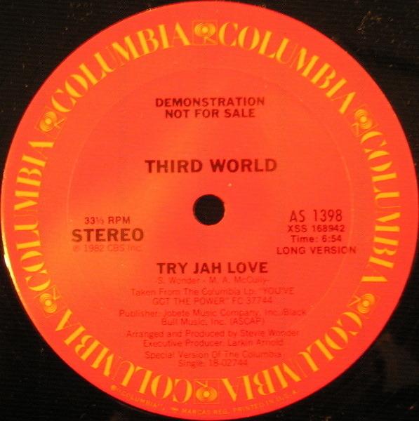 #<Artist:0x007f940b55c520> - Try Jah Love