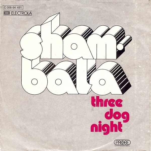 Three Dog Night Shambala Records, LPs, Vinyl and CDs - MusicStack