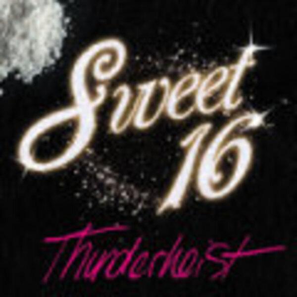THUNDERHEIST - Sweet 16 (HQ-VINYL LIMITED) - Maxi x 1