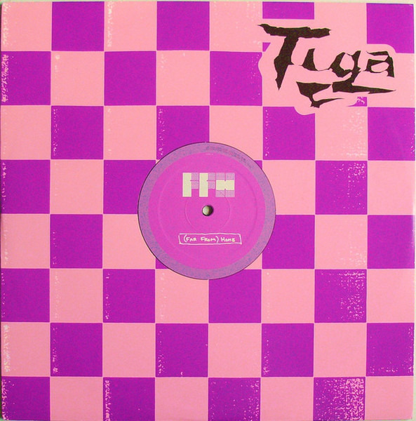 TIGA - (Far From) Home (Remixes) - LP