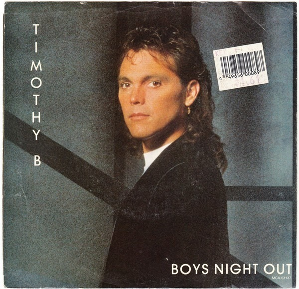 Boys Night Out / Into The Night