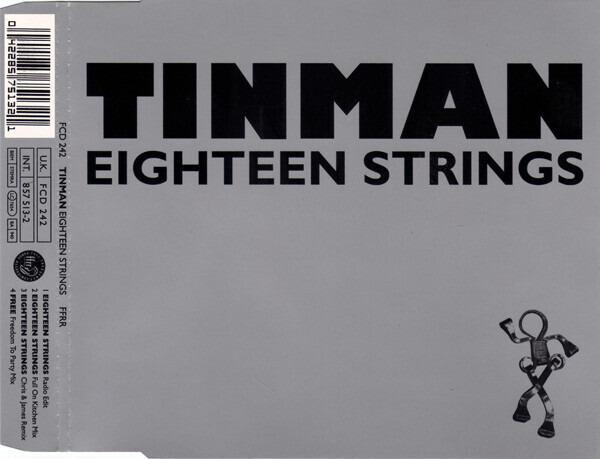 TINMAN - Eighteen Strings - MCD